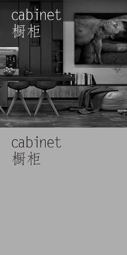 橱柜 / cabinet
