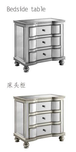 床头柜 / Bedside table
